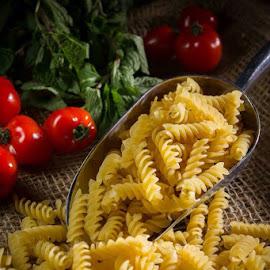 Macaroni by HeinzTeh Siong - Food & Drink Ingredients