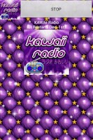 Screenshot of KAWAii Radio