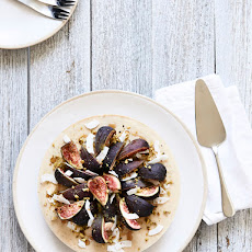Tasty Tuesday · Coconut, Fig and Pistachio Raw Cheesecake