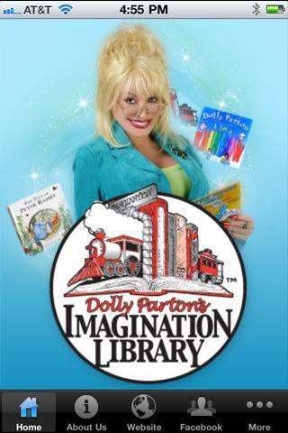 Dolly Parton's Imagination Lib