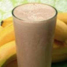 Chocolate Banana Burst Smoothie