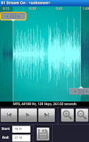 Screenshot of Voice & MP3 Changer Ringtones
