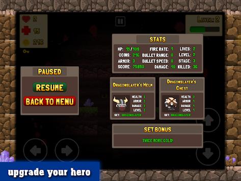 Rogue Heroes apk screenshot