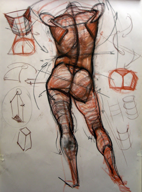 Charles Hu Figure Drawing Lecture*updated 4/21/