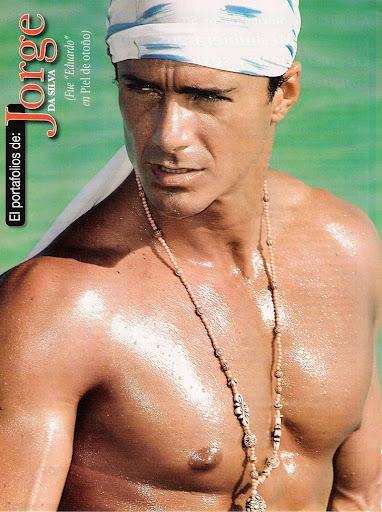 Jorge De Silva Naked 30