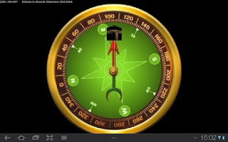 Screenshot of OctaHorloge