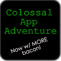 Aventure App Colossal icon