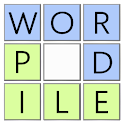 WordPile - Word Search Evolved icon