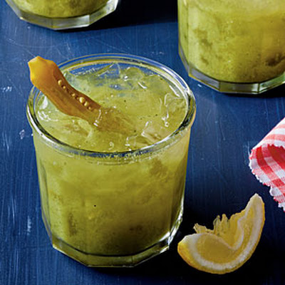 Green Tomato Bloody Mary