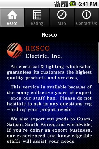 Resco Electric