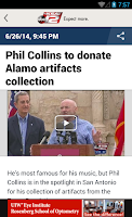 Screenshot of KSAT.com