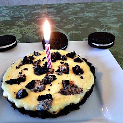 Birthday Cake Oreo Cheesecake Tartlet