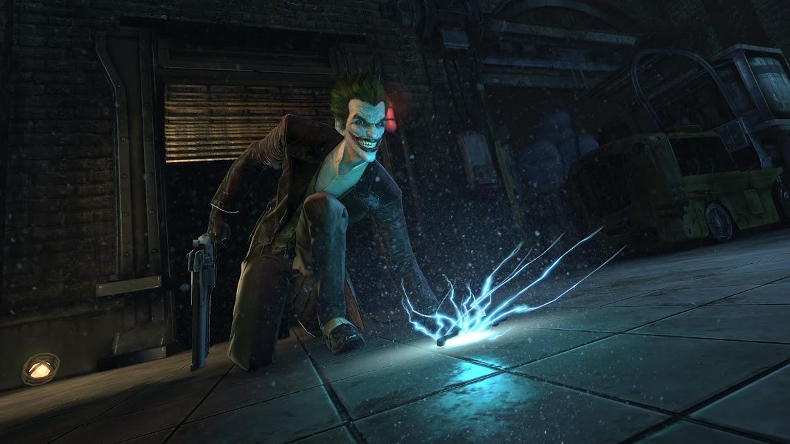 Hunter, Hunted mode arrives for Batman: Arkham Origins multiplayer