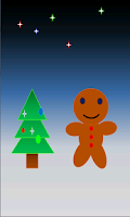 Screenshot of Happy Gingerbread Man