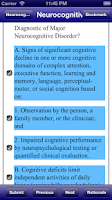 Screenshot of Diagnosis Mental Disorders - 5