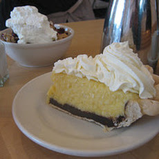 Bakers Square Old Fashioned Coconut Cream pie