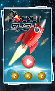 Rocket Rush- screenshot thumbnail