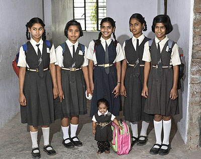 MEET TINY JYOTI, THE SMALLEST GIRL IN THE WORLD