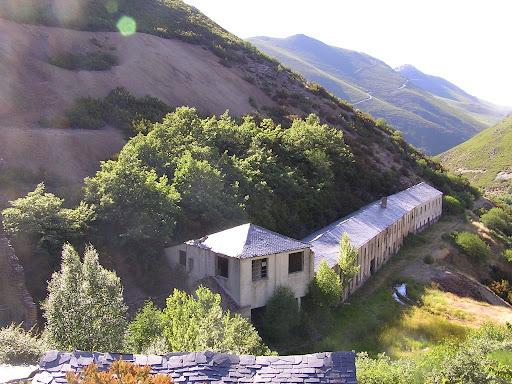 """Las minas de Wolframio """"nazis"""" en Galicia (Fuente: arqueologiaypatrimonioindustrial.com)"""