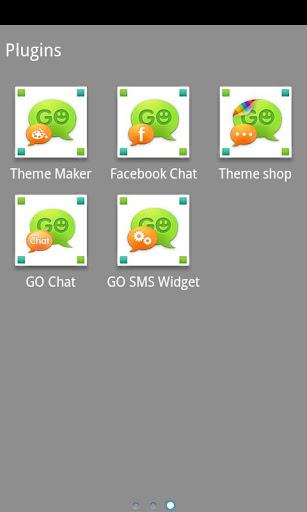 玩個人化App|GOSMSTHEME酷光滑免費|APP試玩