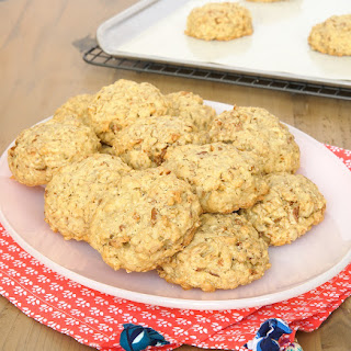 Brown Butter Maple Oatmeal Cookies