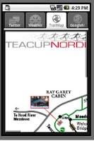 Screenshot of Teacup Lake Snow Park