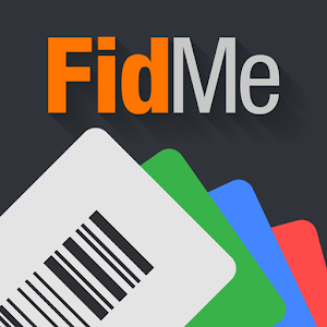 FidMe Loyalty Cards & Deals at Grocery Supermarket Icon