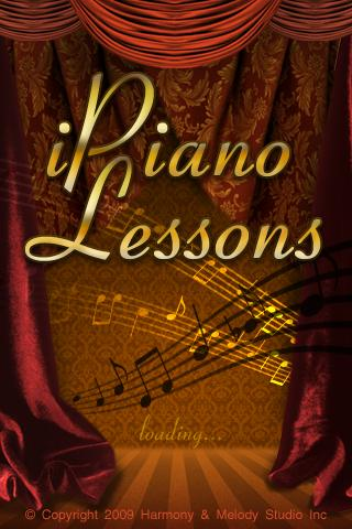 piano-lessons-app for android screenshot