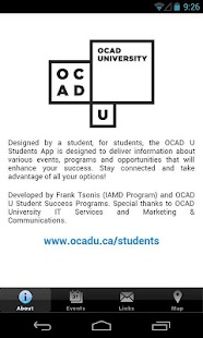 OCADU Students - screenshot