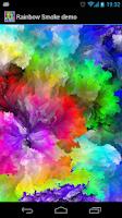 Screenshot of Rainbow Smoke demo