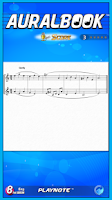 Screenshot of AURALBOOK for ABRSM Grade 8 HD
