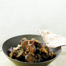 Curried Eggplant