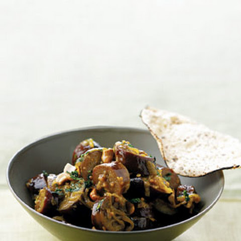 Curried Eggplant Cashews Recipes | Yummly