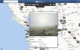 Screenshot of WunderMap