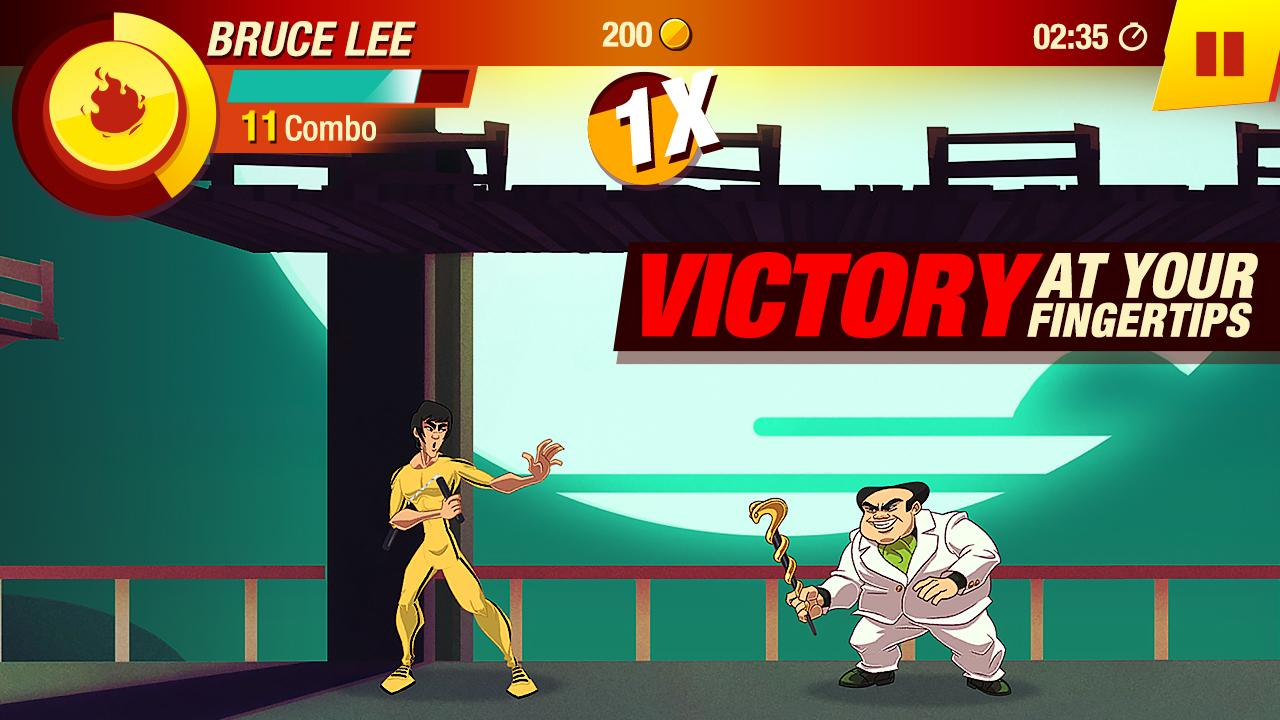 Bruce Lee: Enter The Game Screenshot 2