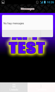 One App Test - screenshot