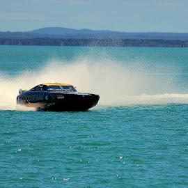 by Angela Atherton - Transportation Boats (  )
