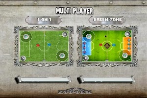 Screenshot of Football Tanks Lite