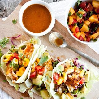Mexican Coleslaw Fish Tacos Recipes