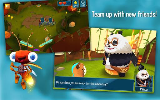 Momonga Pinball ventures - screenshot