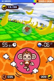 Super Monkey Ball DS