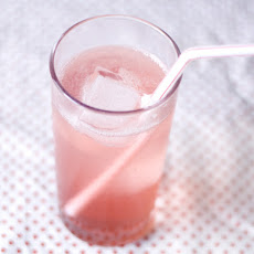 Cherry Shrub Spritzer