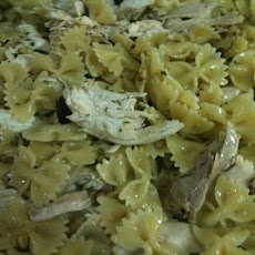 Zesty Chicken Pasta