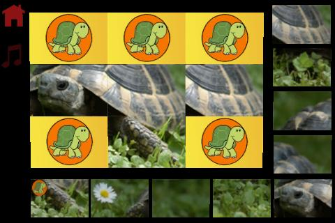 無料休闲Appの子供のためのカメのパズル|記事Game