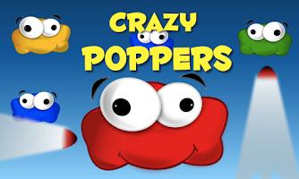 Screenshot of Crazy Poppers!