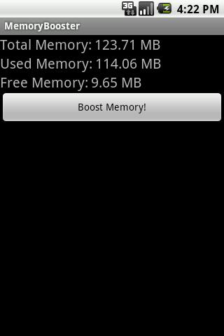 MemoryBooster - RAM Optimizer