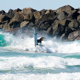 nosepick by Cam Neale - Sports & Fitness Surfing