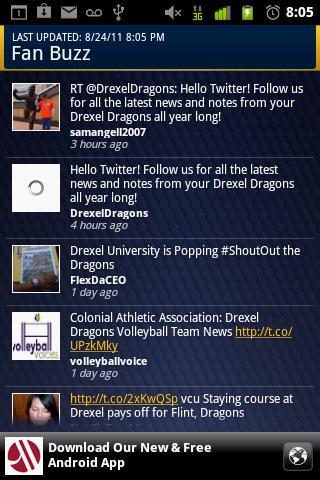 【免費運動App】Drexel Dragons-APP點子