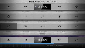 Screenshot of RockPlayer2