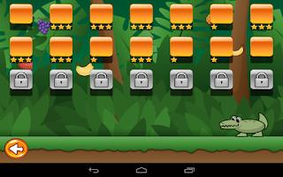 Screenshot of Jungle Monkey